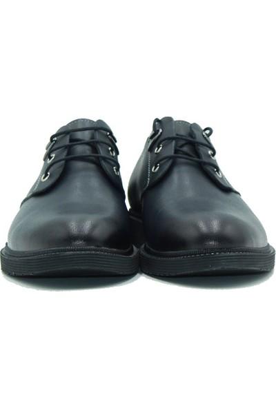 Kemudo Deri Erkek Ayakkabı 12 Lacivert