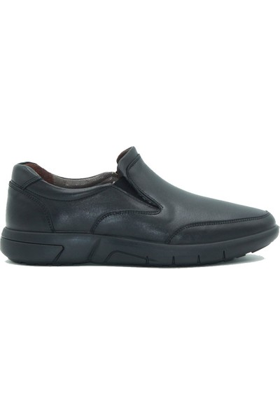Esse Deri Erkek Ayakkabı 28641 Siyah