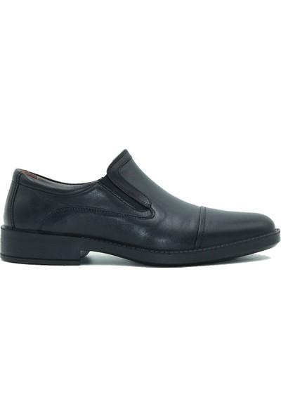 Esse Deri Erkek Ayakkabı 29202 Siyah