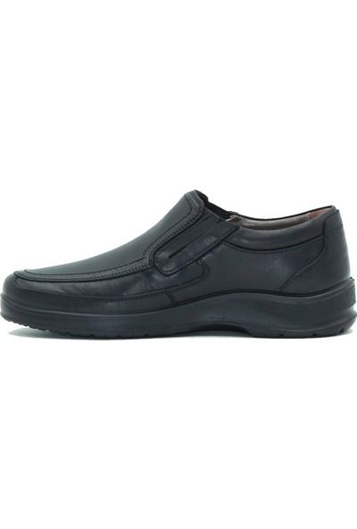 Esse Deri Günlük Erkek Ayakkabı 547 Siyah