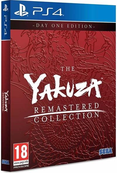 Yakuza Remastered Collection PS4 Oyun