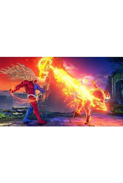 Street Fighter V Champion Edition PS4 Oyun