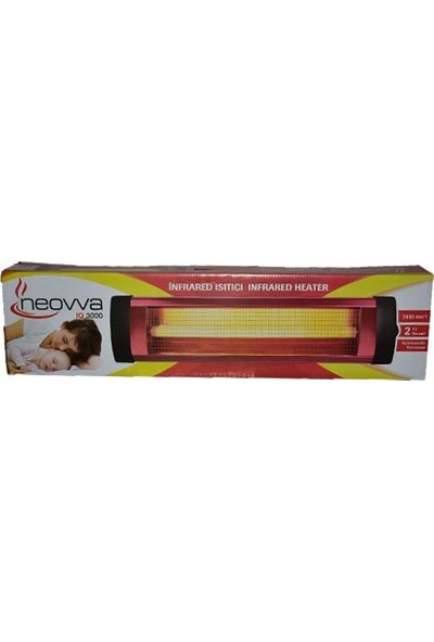 Neovva IQ-3000 Infrared Isıtıcı
