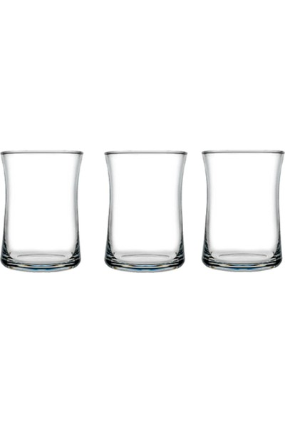 Paşabahçe 420322 Meşrubat Bardağı 3 Adet 285 cc