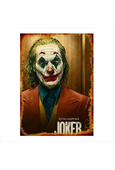 Tablomega Joker Model Mdf tablo