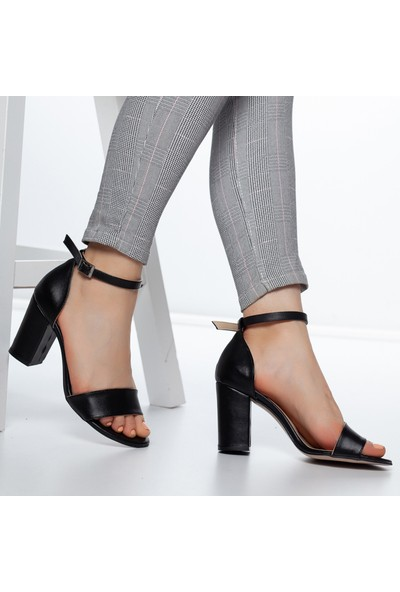 Daxtors Günlük Klasik Topuklu Kadın Ayakkabısı