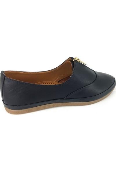 Estile 49 Günlük Kadın Ayakkabı - Siyah Kadın Ayakkabı