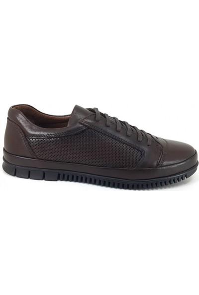 Greyder 63400 Günlük Erkek Ayakkabı - Kahverengi Ayakkabı