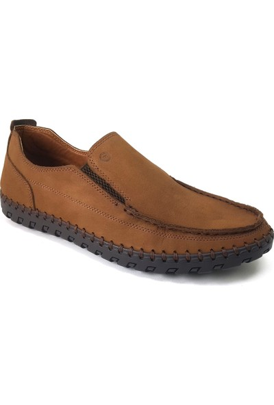 Mammamia 7060 Günlük Erkek Ayakkabı - Tütün Ayakkabı