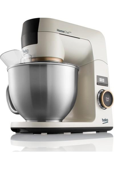 Beko Bkk 1392 B Profesyonel Yoğurma Makinesi Beyaz 1000W