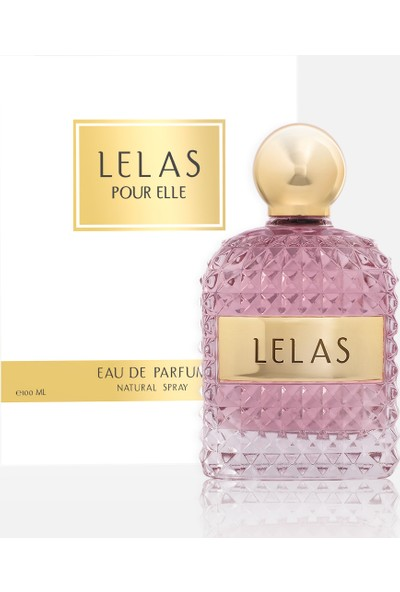 Lelas Pour Elle 100 ml Kadın Parfüm