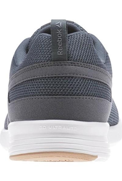 Reebok Cm9967 Foster Flyer Erkek Gri Koşu Ayakkabısı
