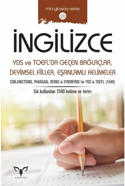 İngilizce Yds Ve Toefl'da Geçen Bağlaçlar, Deyimsel Fiiller, Eşanlamlı Kelimeler - Mahmut Sami Akgün