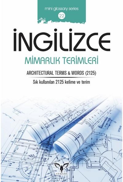 İngilizce Mimarlık Terimleri Archıtectural Terms & Words - Mahmut Sami Akgün
