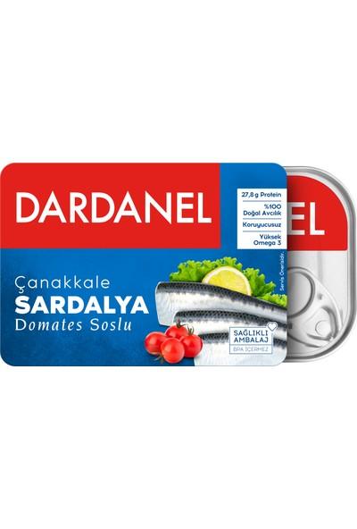 Dardanel Domates Soslu Sardalya 105 Gr