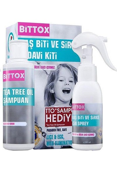 Fargen Sağlık Ürünleri Bittox Bit Sprey