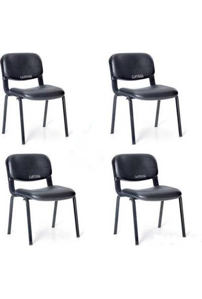 Carvensa Sandalye Form 4 Adet