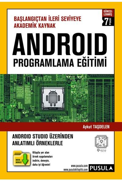 Android Programlama Eğitimi - Aykut Taşdelen
