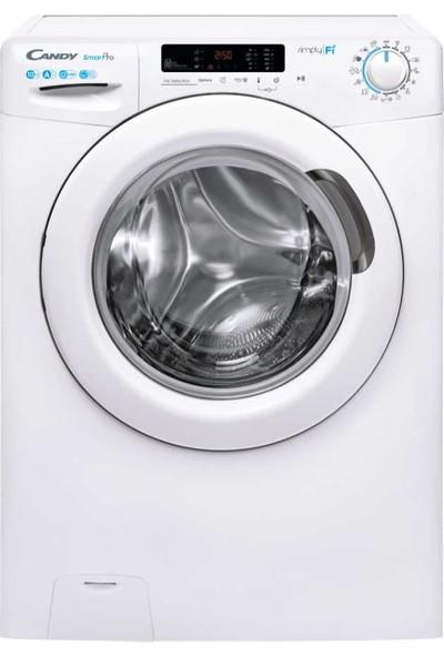 Candy CO 14102D3\1-S 10 kg Wi-Fi + Bluetooth Bağlantılı 1400 Devir Çamaşır Makinesi