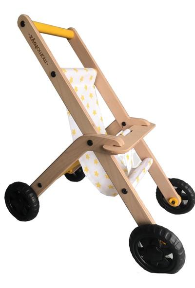 Mamatoyz 07 Bebek Arabası Oyuncak
