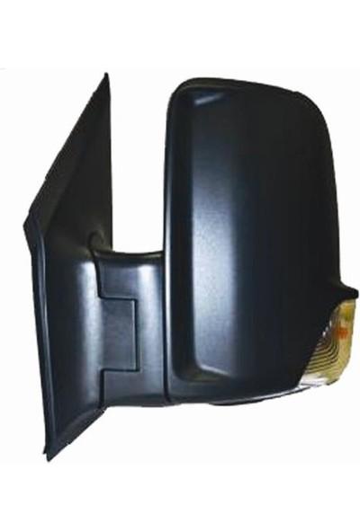 Dega Volkswagen Crafter 2006-2011 Dış Ayna Elektrikli Isıtmalı Sinyalli Sol