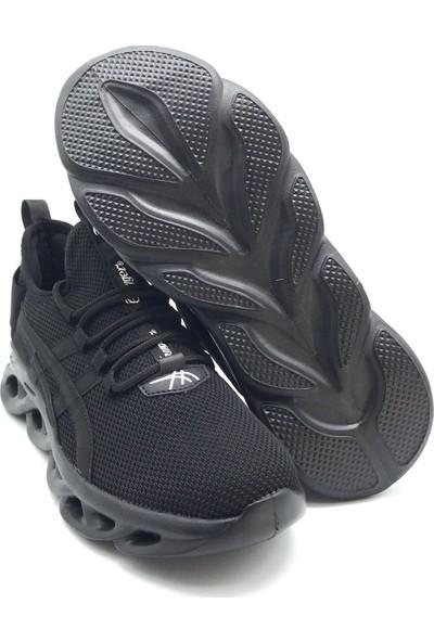 Polo1988 1008 Tayger Siyah-Siyah Erkek Ayakkabı