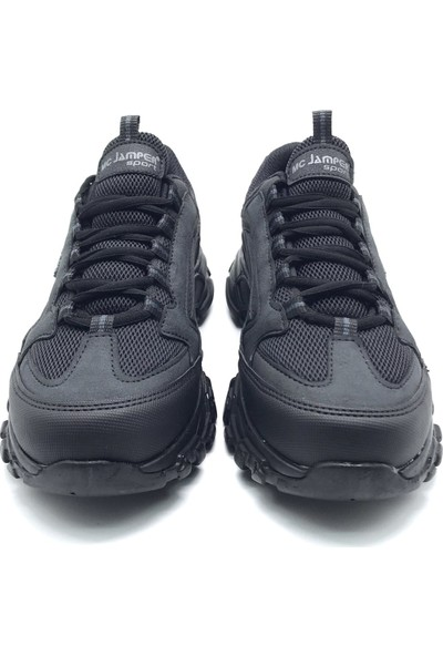 Polo1988 1840 Marco Jamper Siyah Erkek Ayakkabı