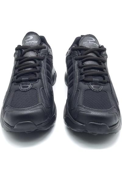 Polo1988 1845 Marco Jamper Siyah Erkek Ayakkabı