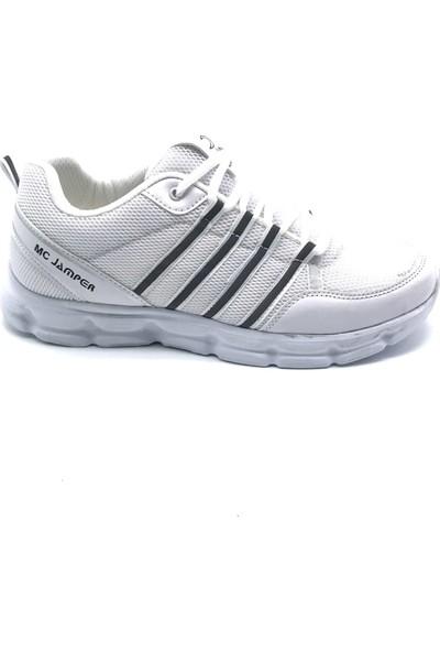 Polo1988 1876 Marco Jamper Beyaz Erkek Ayakkabı