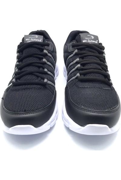 Polo1988 1876 Marco Jamper Siyah-Beyaz Erkek Ayakkabı