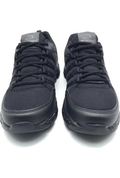 Polo1988 1876 Marco Jamper Siyah-Siyah Erkek Ayakkabı