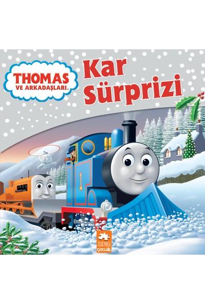 Thomas Ve Arkadaşları – Kar Sürprizi - Nancy Parent