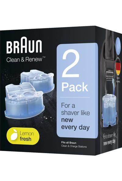 Braun CCR2 Temizleme Sıvısı 2'li Paket CCR2