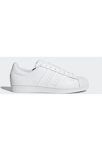 adidas Unisex Günlük Ayakkabı Spor Siyah B27140 Superstar