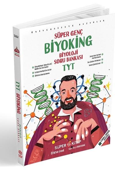 Süper Kitap Yayınları Tyt Biyoloji Süper Genç Biyoking Soru Bankası