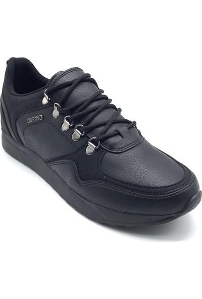 Polo1988 224 Carrano Siyah-Siyah Erkek Ayakkabı