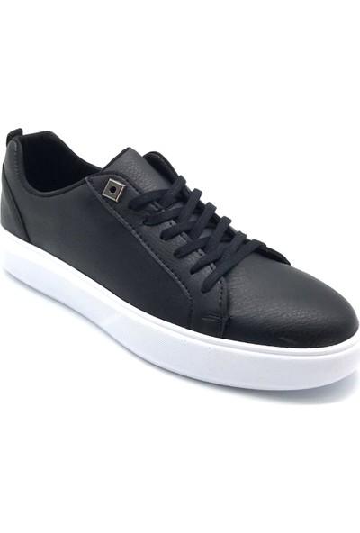 Polo1988 238 Guzzy Siyah Erkek Ayakkabı