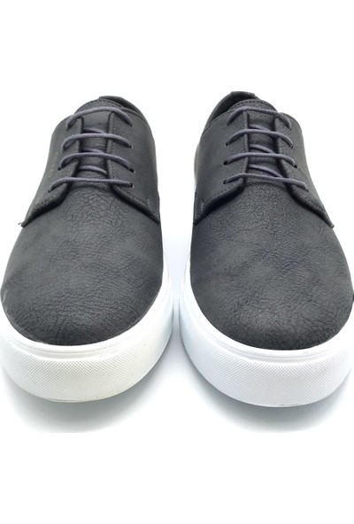 Polo1988 240 Guzzy Füme-Beyaz Erkek Ayakkabı