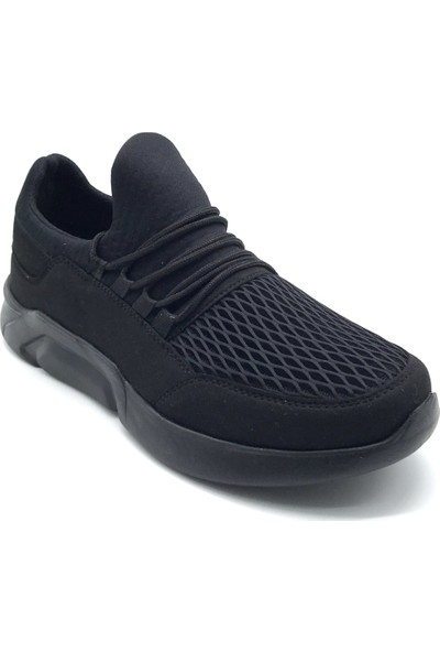 Polo1988 308 Carrano Siyah-Siyah Erkek Ayakkabı