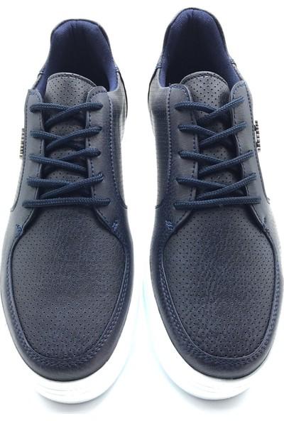 Polo1988 317 Carrano Lacivert Erkek Ayakkabı