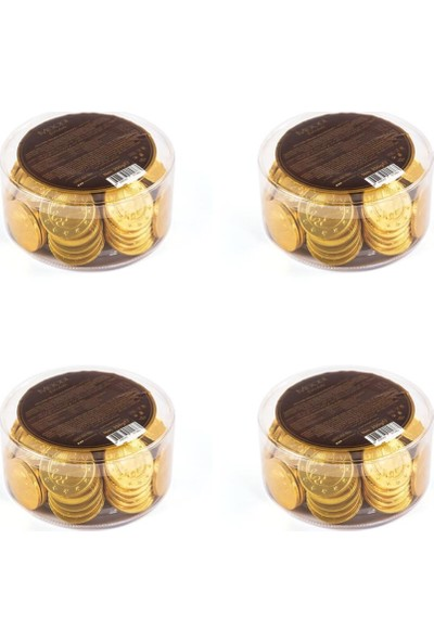 Melodi Çikolata Sütlü Para Çikolata 4'lü Set