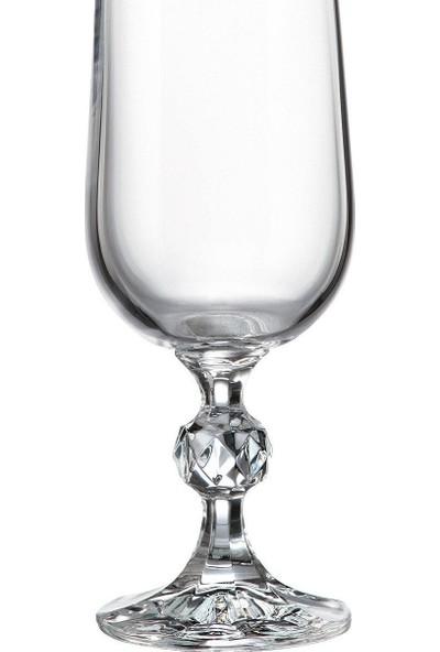 Leonarte Casa Bohemia Kristal Claudia 6'lı Kahve Su Bardağı