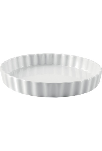 Porland Porselen Tart Kalıbı 25 cm