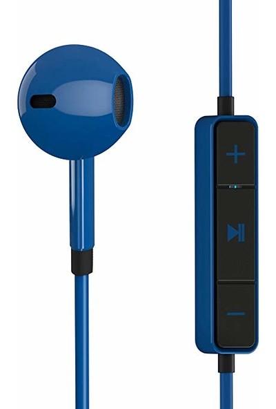 EnergySistem 1 Bluetooth Kablosuz Kulakiçi Kulaklık Mavi