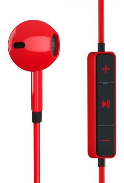 EnergySistem 1 Bluetooth Kablosuz Kulakiçi Kulaklık Kırmızı