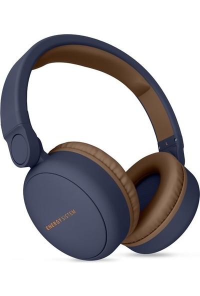 EnergySistem 2 Bluetooth Kablosuz Kulaklık Mavi