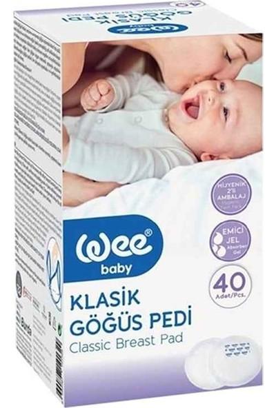 Wee Baby Klasik Göğüs Pedi 40'lı / 132