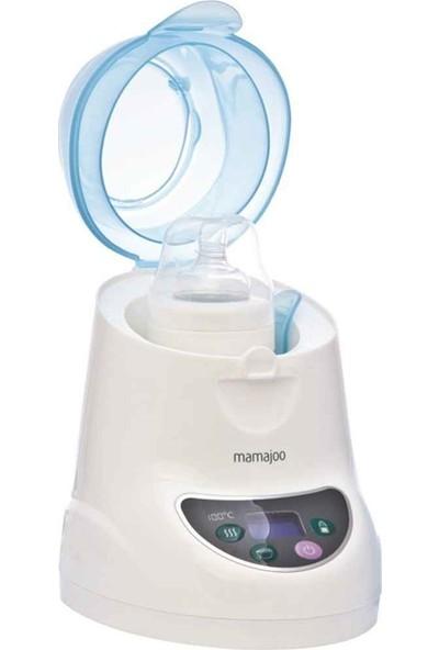 Mamajoo 3 İşlevli Dijital Lcd Mama Isıtıcı & Buhar Sterilizörü