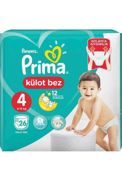 Prima Pants 4 Beden Maxi 8 - 14 kg 26 Adet