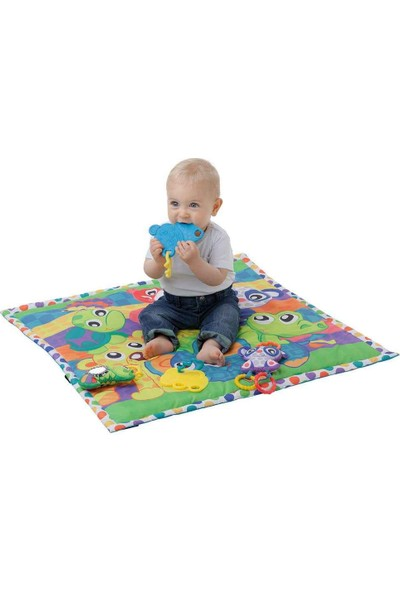 Playgro Mutlu Hayvanlarım Oyun Halısı 7641